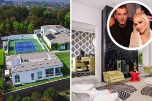 Gwen Stefani sprzedaje dom, w którym zdradzał ją mąż! (ZDJĘCIA)