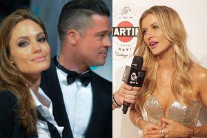 """Krupa o rozwodzie Brada i Angeliny: """"Intercyza często jest potrzebna"""""""