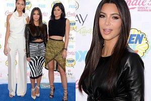Kardashianki na Teen Choice Awards!