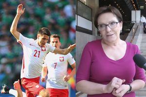"""Ewa Kopacz o Kapustce: """"Jestem jego fanką!"""""""