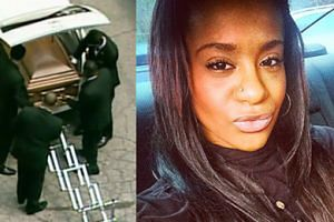 Ciało córki Whitney Houston już w domu pogrzebowym
