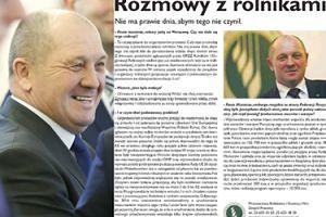 """Marek Sawicki zapłacił """"Wyborczej"""" za... """"wywiad"""" z samym sobą!"""