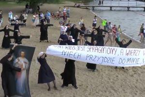 Tańczące zakonnice zachęcają do przyjazdu na Światowe Dni Młodzieży!