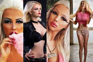 """Czesi też mają swoją """"Żywą Barbie""""! Jej operacje opłacają rodzice... (ZDJĘCIA)"""