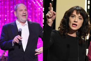 """Mocne przemówienie Asii Argento: """"Zostałam zgwałcona przez Weinsteina TUTAJ, W CANNES. Będzie ŻYŁ W HAŃBIE"""""""