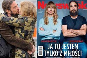 """Cielecka z narzeczonym o atmosferze w Polsce: """"MY SIĘ PO PROSTU BOIMY. Fajnie byłoby dożyć momentu, kiedy wróci ta dobra Polska"""""""