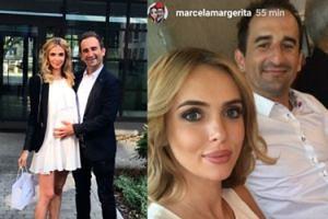 """Misiek i Marcela zdradzili płeć dziecka? """"Pośród ogrodów stoi ta królewska para""""... (FOTO)"""