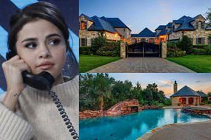 Selena Gomez znowu wystawiła swoją posiadłość w Teksasie na sprzedaż! Za TRZY MILIONY dolarów... (ZDJĘCIA)