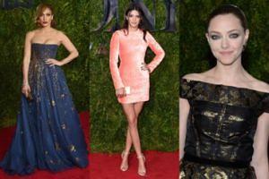 Jennifer Lopez, Kendall Jenner i Amanda Seyfried na rozdaniu Tony Awards! (ZDJĘCIA)
