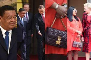 Andrzej Duda wita etiopską parę prezydencką (ZDJĘCIA)