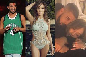 """Drake """"oszalał na punkcie Jennifer"""". """"Kocha ją odkąd był nastolatkiem!"""""""