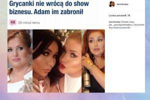 """Korwin Piotrowska o zakazie dla Grycanek: """"Tych lat nie odda nikt"""""""