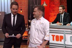 """Nawrócony Amaro reklamuje finał """"Top Chefa"""": """"Dobra kombinacja. Już mi się podoba!"""""""