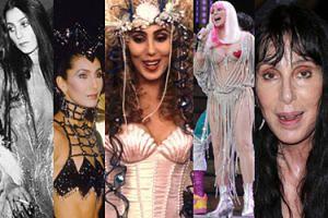"""Indianka, """"Czarownica"""", ofiara operacji plastycznych - Cher kończy dziś 71 lat! (ZDJĘCIA)"""