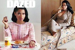 ELEGANCKA Nicki Minaj w najnowszej sesji!