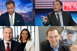 Celebryci o zwolnieniach w TVP. Zobacz, jaką przyszłość wróżą Kraśce i Lisowi!