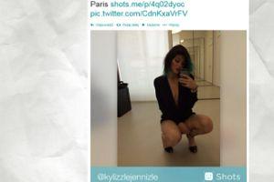 Młoda Kardashianka na Twitterze...