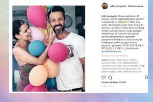 """Cieszyński świętuje urodziny: """"Jestem najszczęśliwszym gościem z siwą brodą na świecie"""""""