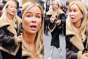 Joanna Przetakiewicz z torebką za... 120 TYSIĘCY na tygodniu mody w Paryżu (ZDJĘCIA)