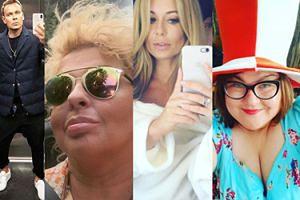"""Woliński, Rozenek-Majdan, Gessler, a może Gwit? Która gwiazda jest """"mistrzem selfie""""? (ZDJĘCIA)"""