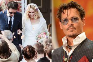 Vanessa Paradis w końcu wzięła ślub! U boku Deppa czekała na to 14 lat...