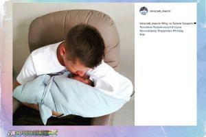 Marcin Mroczek powitał syna!