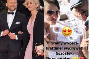 Renata Kaczoruk bawi się w Cannes z Szycem i Nagłowską. Nie płacze po Kubie? (FOTO)