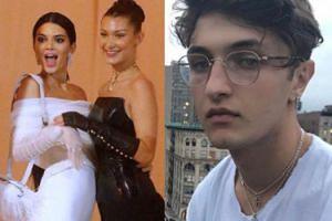 Kendall Jenner romansuje z 18-letnim bratem sióstr Hadid?! (FOTO)