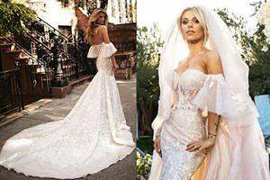 Suknia ślubna Dody mogła kosztować nawet 50 tysięcy złotych! Opłaciło się?