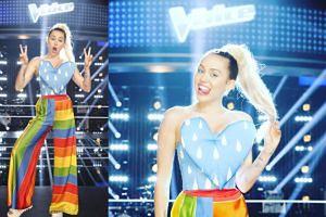 """Miley Cyrus będzie trenerką w amerykańskim """"The Voice"""""""