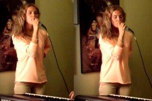 Aneta Sablik śpiewa przebój Rihanny!