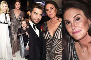 Caitlyn Jenner gwiazdą na imprezie Eltona Johna! Zobaczcie, kto jeszcze przyszedł (ZDJĘCIA)