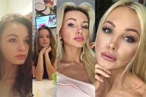 """Od """"naturalnej piękności"""" do """"żywej Barbie"""" - tak ewoluował wygląd Roxi Gąski (ZDJĘCIA)"""