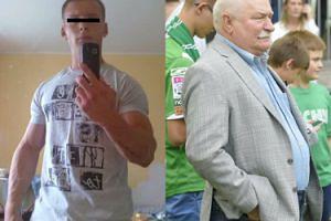 Wnuk Wałęsy wraca do aresztu. Dziadek wpłacił kaucję, ale nie pomogło…