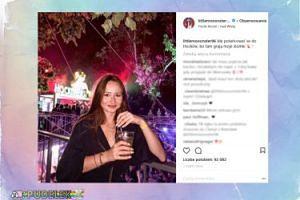 """Angelika Mucha """"tańcuje"""" nad Wisłą"""