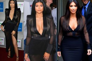 18-letnia Kylie Jenner chce wyglądać jak 35-letnia Kim Kardashian (ZDJĘCIA)