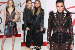 Kim Kardashian i siostry Olsen na CFDA Fashion Awards! (ZDJĘCIA)