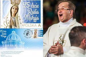 Poczta Polska wydrukuje specjalny znaczek na 25-lecie Radia Maryja!