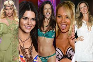 NAJLEPIEJ ZARABIAJĄCE modelki 2015 roku! (ZDJĘCIA)