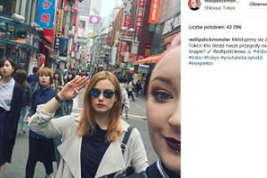 Red Lipstick Monster i Lisie Piekło razem w Japonii