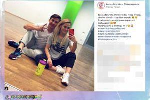 """Dziurska i Barański trenują przed finałem """"Tańca z Gwiazdami"""""""