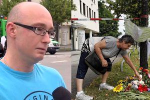"""Polak z Monachium o zamachu: """"Rozległy się strzały, to był straszny widok. Widzieliśmy ludzi leżących na chodniku!"""""""