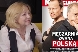 """Mama Macieja Stuhra odpowiada hejterom: """"OKRUTNI I GŁUPI, ale nie życzę im śmierci"""""""
