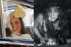 """""""Rozluźniona"""" Kate i """"imprezowy"""" William: opublikowano zdjęcia, które raczej NIE ZACHWYCĄ Królowej Elżbiety... (FOTO)"""