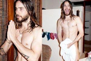 PÓŁNAGI Jared Leto! (ZDJĘCIA)
