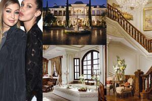 Ojciec Gigi i Belli sprzedaje willę w Los Angeles… za 85 milionów dolarów! (ZDJĘCIA)