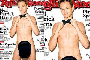 "NAGI Neil Patrick Harris na okładce ""Rolling Stone""!"