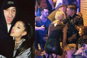 """Chłopak Ariany Grande żartuje z zamachów w Manchesterze... """"Britney Spears nie doczekała się ataków na własnym koncercie!"""""""