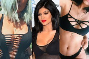 Wydawcy walczą o nagą sesję Kylie Jenner!