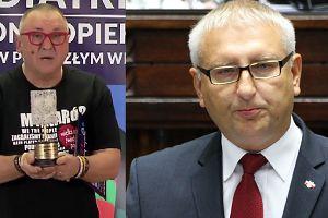 """Owsiak o rekordowym wyniku WOŚP: """"Poseł Pięta spowodował, że naród nas bardziej pokochał!"""""""